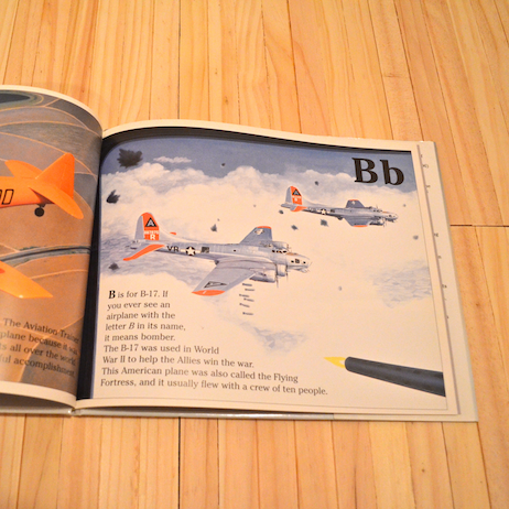 The Aeroplane Alphabet Book - Image #1