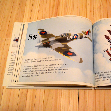 The Aeroplane Alphabet Book - Image #3