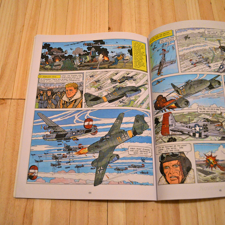 Biggles recounts: Battle of Britain - Image #4
