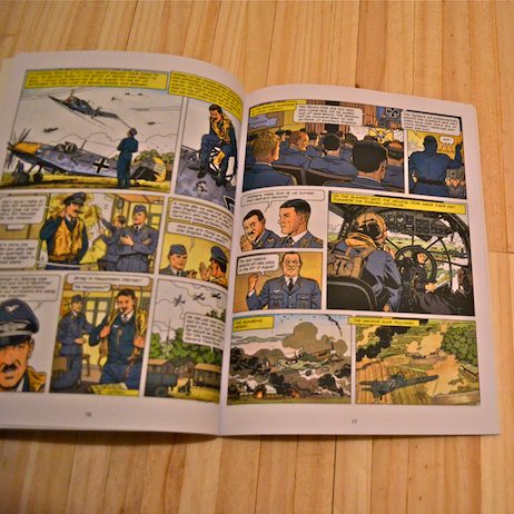 Biggles recounts: Battle of Britain - Image #1
