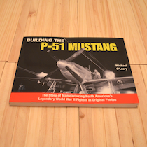 Building the P51 Mustang