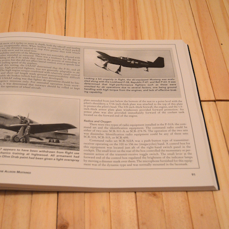 Building the P51 Mustang - Image #2