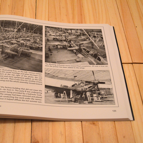 Building the P51 Mustang - Image #3