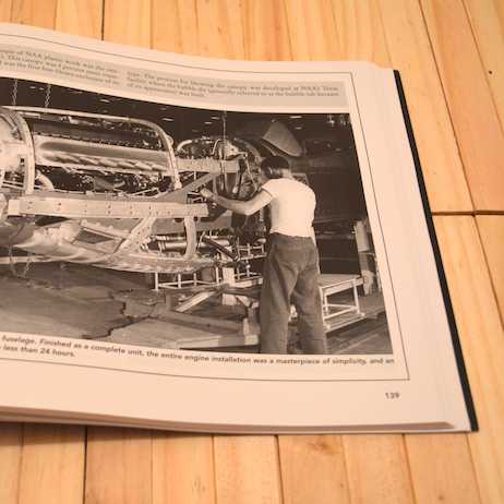 Building the P51 Mustang - Image #4