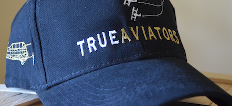 True Aviators Caps