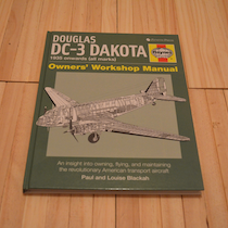 Owners Workshop Manual: DC3 Dakota