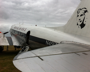 True Aviators assist with DC 3 project in New Zealand  - Image #4
