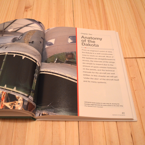 Owners Workshop Manual: DC3 Dakota - Image #1