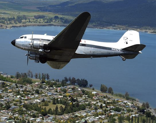 True Aviators assist with DC 3 project in New Zealand  - Image #5