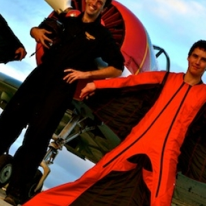 Wing Suits and Russian Yaks, doesn't get more AWESOME than this!!