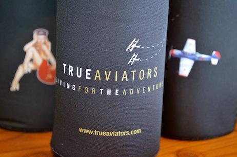 True Aviators Stubby Holders - Image #1