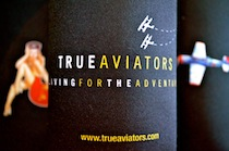 True Aviators Stubby Holders