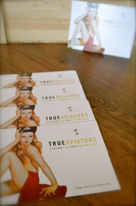 True Aviators Postcards  - Image #2