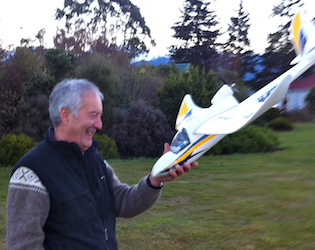 Flying Radio Controlled Aircraft - Image #4