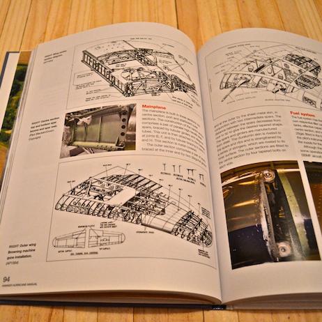 Owners Workshop Manual: Hawker Hurricane - Image #3