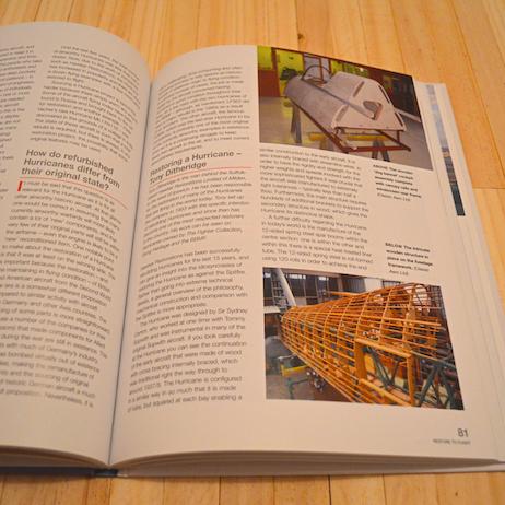 Owners Workshop Manual: Hawker Hurricane - Image #2