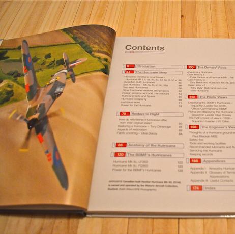 Owners Workshop Manual: Hawker Hurricane - Image #1
