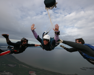 Adventures with SA SKYDIVING - Image #1