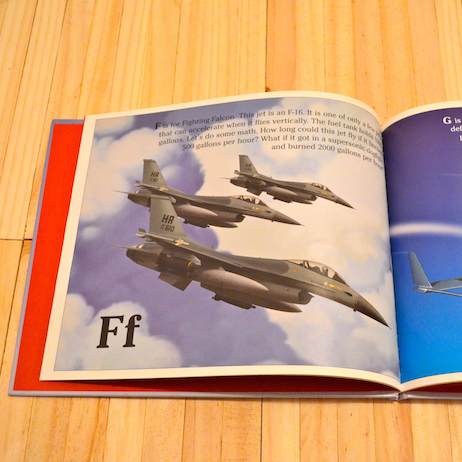 The Jet Alphabet Book - Image #1