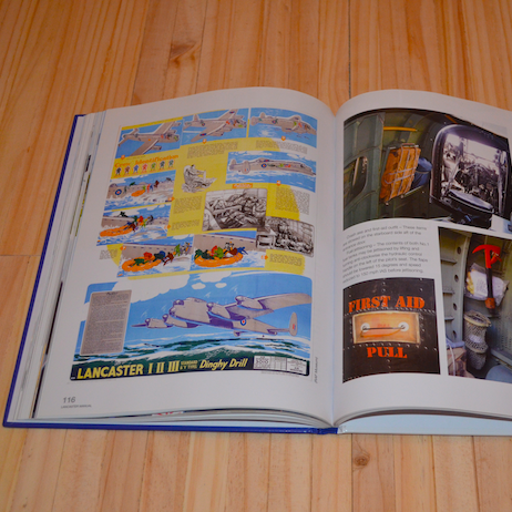 Owners Workshop Manual: Avro Lancaster - Image #4
