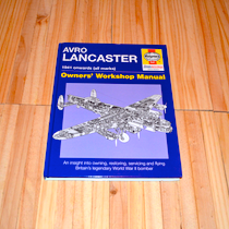 Owners Workshop Manual: Avro Lancaster
