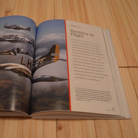 Owners Workshop Manual: P51 Mustang  - Image #2