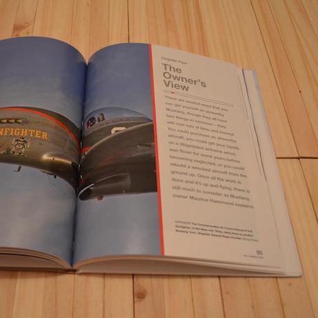 Owners Workshop Manual: P51 Mustang  - Image #4