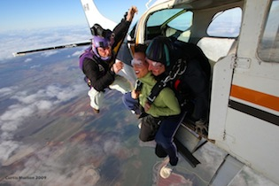 SA SKYDIVING - Image #1