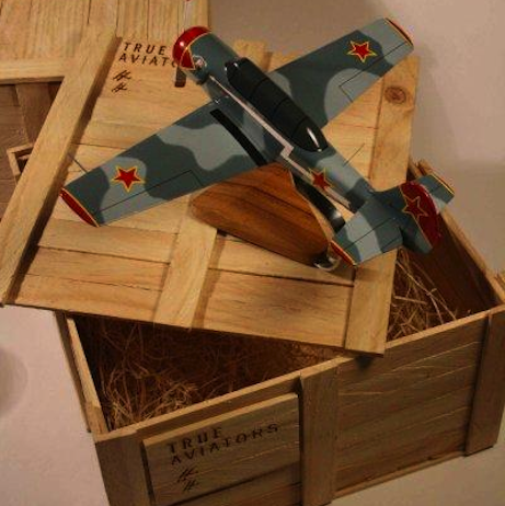 YAK 52 Gift Crate  - Image #1