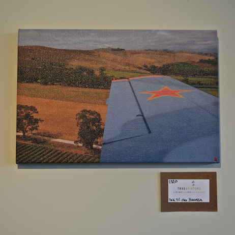 Russian Bare over the Barossa Valley - Image #1