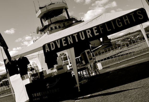 Adventure Flights Stall for True Aviators