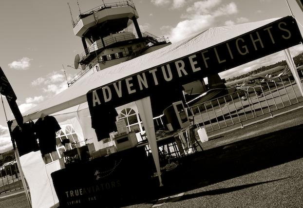 Adventure Flights Stall for True Aviators